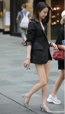 一套时尚职业装, 穿出御姐范儿(图3)