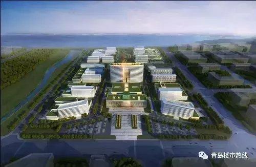 红岛国际会议展览中心项目位于青岛市高新区火炬路以南,规划西6号路