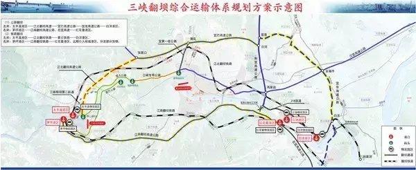 宜昌至郑万铁路连接线,襄荆宜高铁,宜来高速.省两会传来什么消息?
