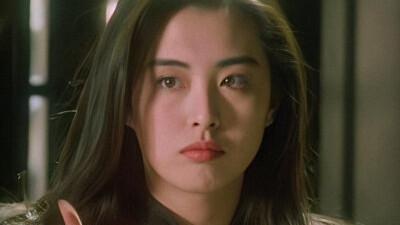 藏在时光里的美人,杨幂的颜值最巅峰,竟丝毫不输王祖贤!