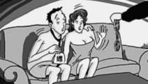 杯具的人生啊广西一男子与妻那个阴茎折断了