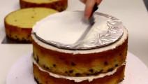 厉害了我的姐,这蛋糕做出来真要水平,一般人敢吃吗