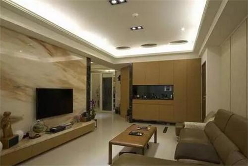 客厅墙砖效果图 5款火热的瓷砖背景墙推荐