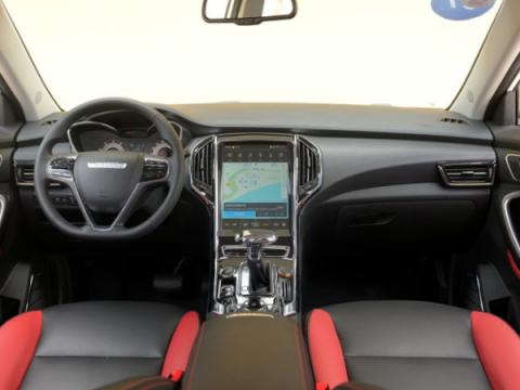 原创猎豹汽车cs9试驾 噪音大加速度有待提升