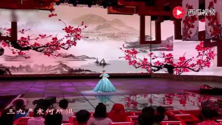 殷秀梅一首《红梅赞》温婉大气,不愧为实力歌唱家!
