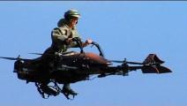 星球大战是RC直升机飞行摩托