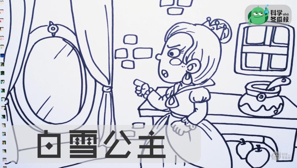 故事白雪公主3