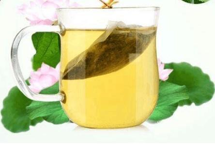 在家每天喝一种叶子泡水喝, 消水肿减肥, 比吃药还有用图片