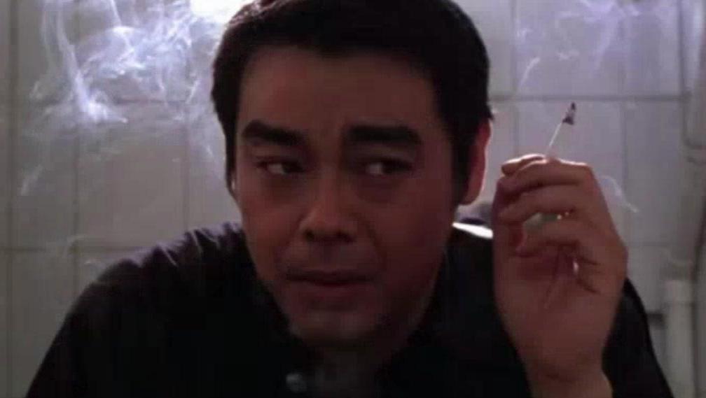 李连杰被打劫,刘青云当救星