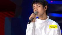 快乐男声: 尹毓恪的歌声清亮透明,天生的好嗓子!