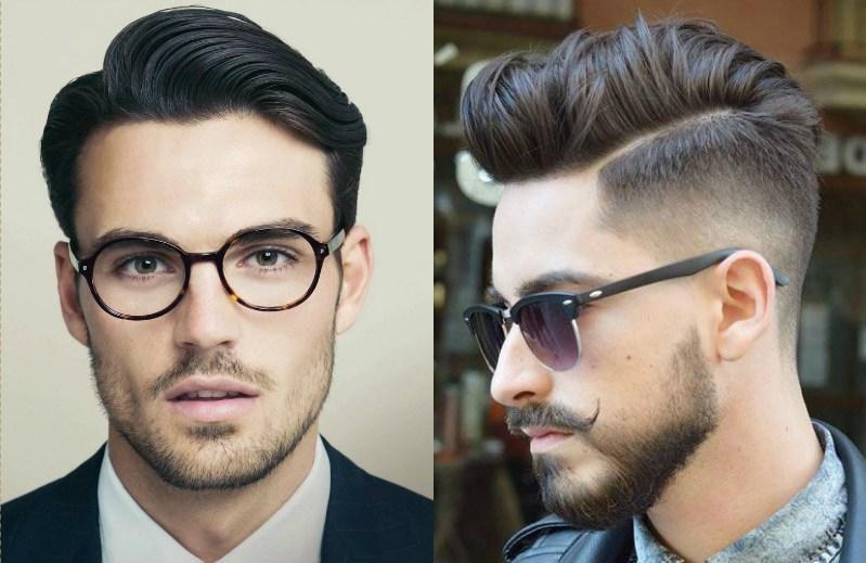 男生发型图片_2017年流行男士发型设计_男生短发头型