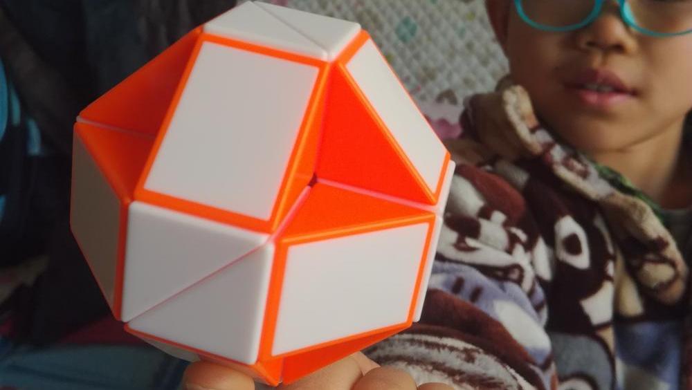魔尺24段玩法视频教程魔尺变球图解 打开 24段魔尺玩法(球 打开 遮罩