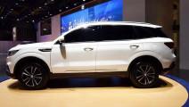 这款国产SUV帅爆了,售价或8万元左右,内饰曝光后更显豪华
