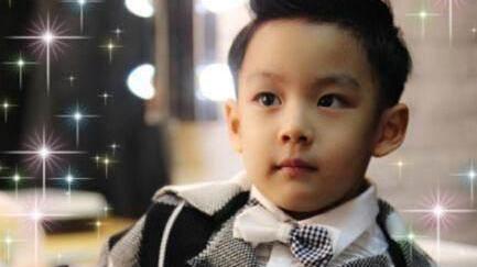 曹颖儿子, 邓莎儿子, 陈慧琳儿子, 一个比一个帅