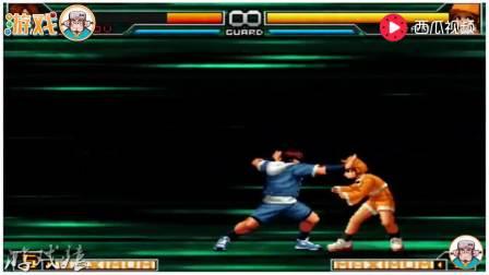 拳皇2002UM: 雅典娜是SNK亲闺女,2套隐藏必杀技还带换衣效果