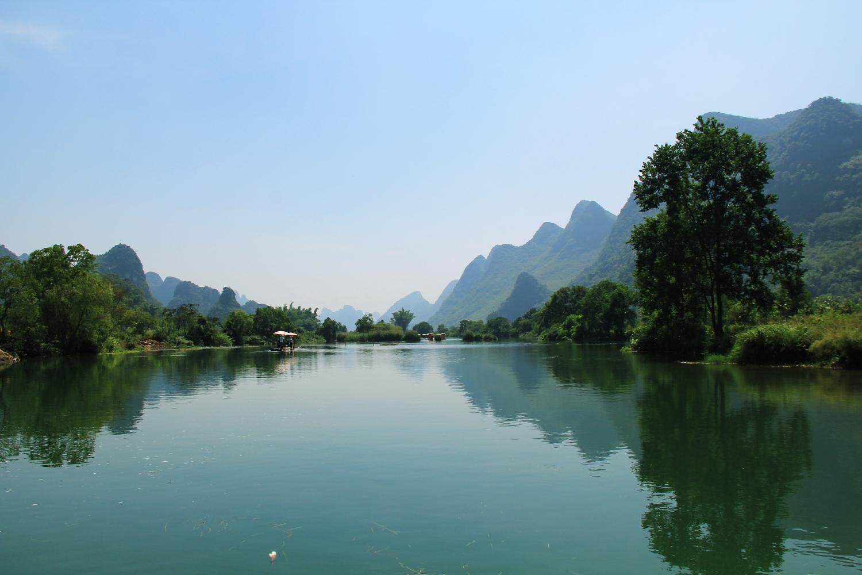摄影旅行日记: 桂林山水如诗如画