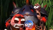爆笑虫子: 差点被做成标本了,虫虫们的胜利大逃亡!