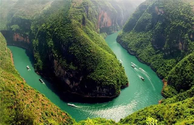 俄罗斯摄影师镜头下中国的风景名胜, 惊艳了全世界