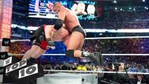 WWE10大残暴时刻Top10-PAssionAck-rko