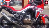 本田全地形拉力探险摩托车,男人梦寐以求的超强座驾