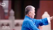 谁说传统武术不行,太极拳齐名的内家拳宗师刘敬儒演练八卦掌超厉害
