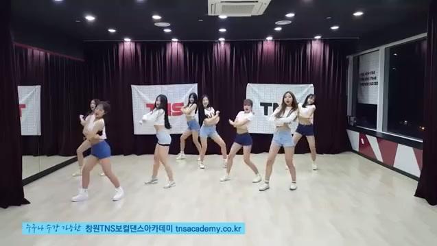 韩国女高中生舞蹈OH MY GIRL LIAR LIAR 神曲