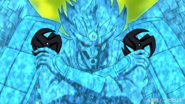 火影忍者, 两个从未出场的完全体须佐能乎, 鼬神的完全体太帅了