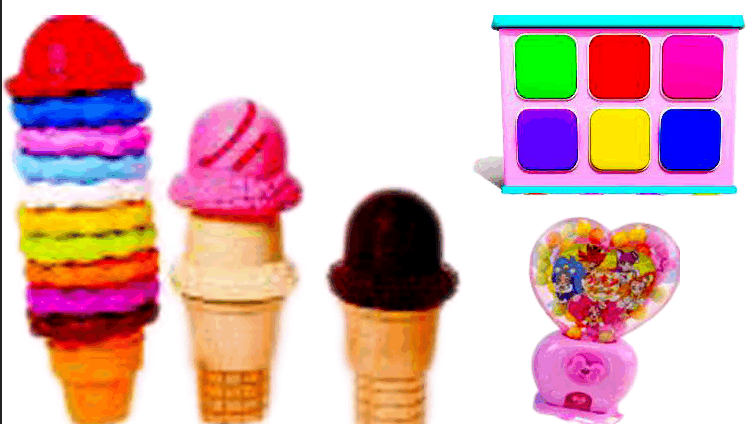 汪汪队小猪佩奇彩泥 芭比娃娃可可小爱冰淇淋
