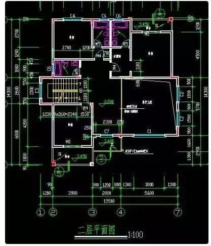 两层楼房设计图带小院 25万农村低调自建3层楼房带