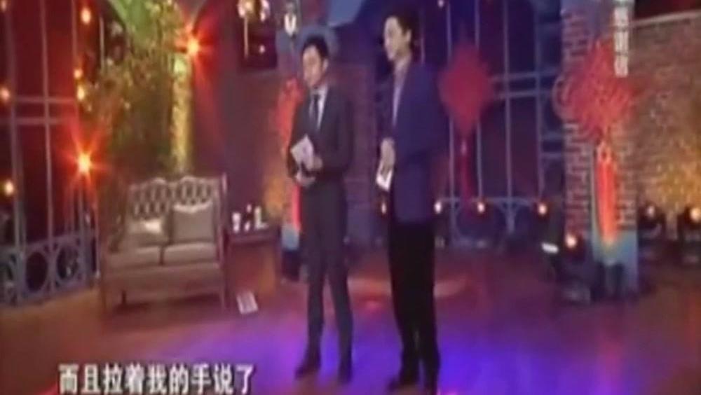 黄西和崔永元共同主持节目,来到现场的观众太值了,表示笑得眼泪出来了