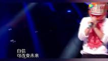 蒙面歌手挑战黄家驹《光辉岁月》一开口惊艳全场,唱完没有人能猜出?