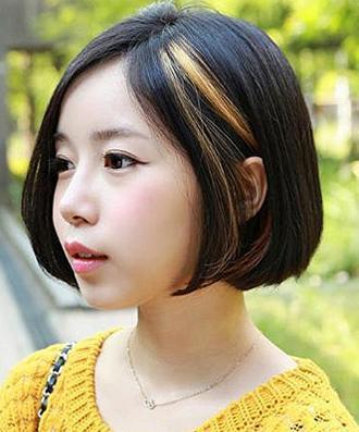 2017流行短发发型图片推荐 让你卖萌还能尽显少女情怀