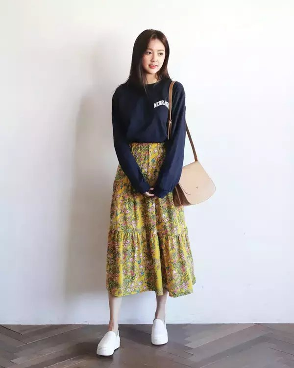 7春季潮流时尚女装搭配 矮个子女生穿搭必看