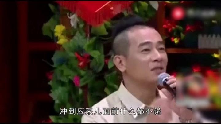 明星求婚的感动瞬间,陈小春霸气逼婚!