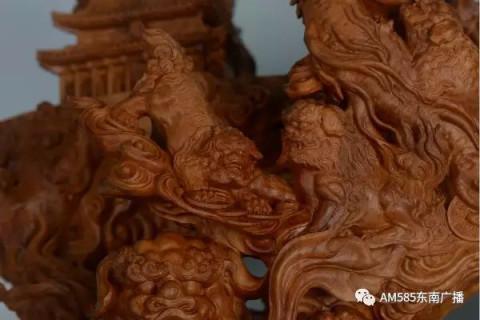 莆田木雕大师林建军: 向世界展示中国工匠精神