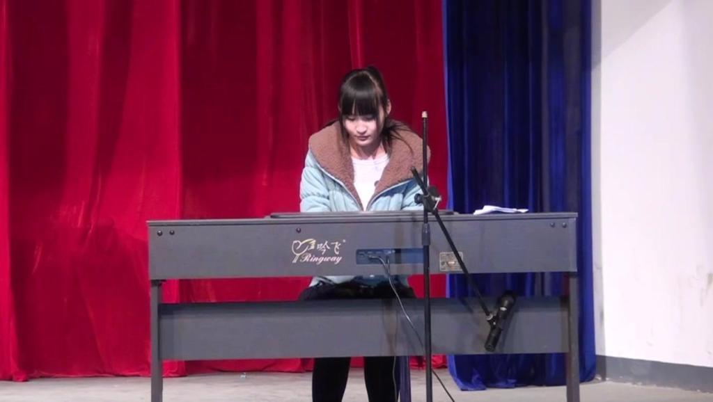 钢琴基础教程视频示范北风吹