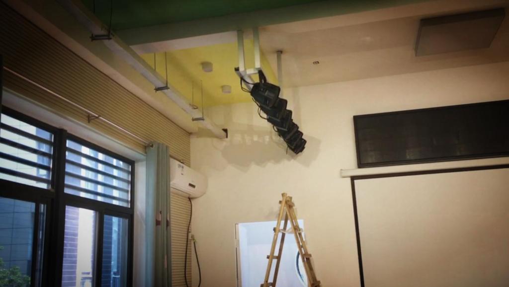 大鱼FUN制造# 舞台灯光系统安装调试视频