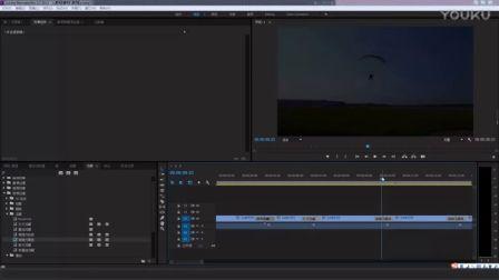 pro cs6破解 打开 premiere pro cs6 添加静止 滚动 游动字幕 pr软件