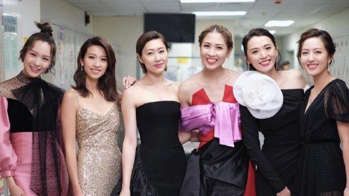 TVB视后再作妖 感慨失去同理心才可怕 黑脸录制台庆被指没诚意