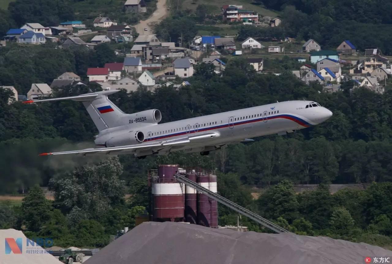 俄罗斯飞机坠毁, 无人生还……停产10年