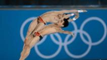 解说奥运会跳水失误,好久没有这么笑过了