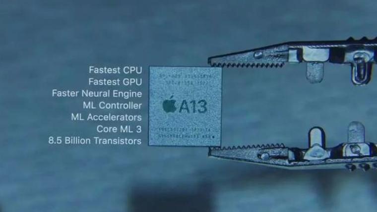 """苹果a13芯片为何突然成了""""火麒麟"""""""