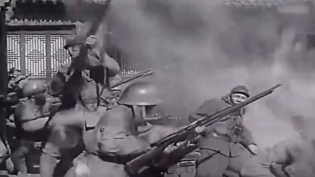 《平原游击队》松井再杀进村庄,这次却陷入李向阳的埋伏