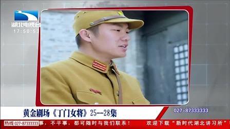 黄金剧场《丁门女将》25--28集