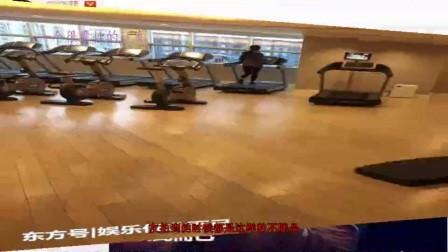 刘亦菲健身房跑步被网友偶遇,真的超白而且根本就不胖!