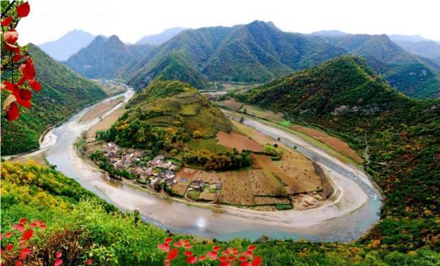 甘庆阳高清风景图