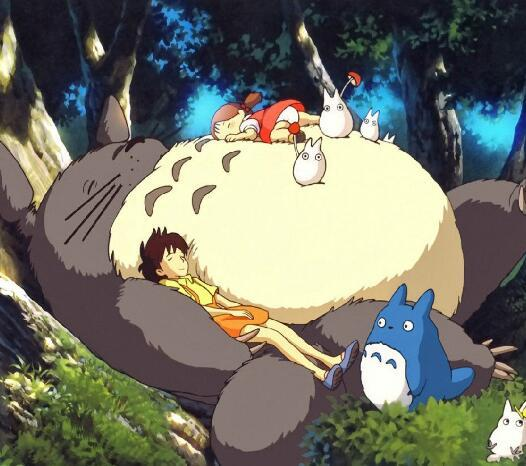 宫崎骏这六部经典影片, 有多少人全部看过