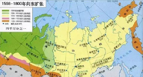 最害怕俄罗斯崛起的五个国家