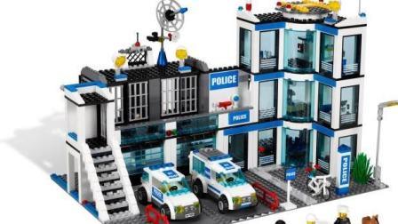 乐高世界★LEGO 我的城市 警察总局 4399小游戏