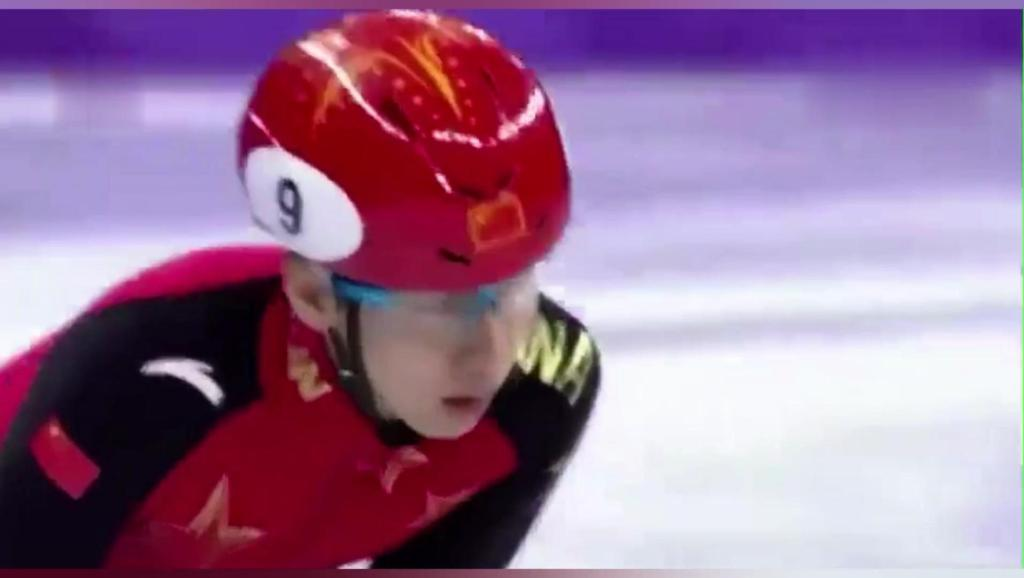 冬奥会中国队惨遭连罚4人!韩国裁判良心不痛吗?